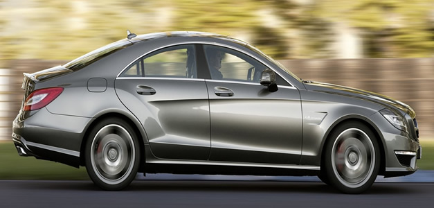 mercedesbenzclsshrunk Mercedes Benz's new compact 4 door coupe to be produced in Hungary