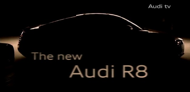 New Audi R8 is Coming