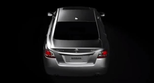 Nissan Altima Teaser No. 5