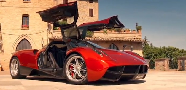 Video: A 14 minutes 37 seconds documentary on the Pagani Huayra