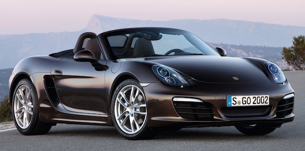 Report: VW to kick off 2013 Porsche Boxster production this fall