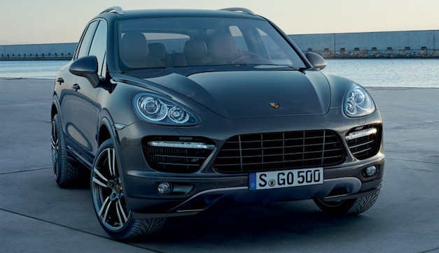 porschecayenneturbo Report: Porsche Cayenne Diesel to debut at New York Auto Show in April