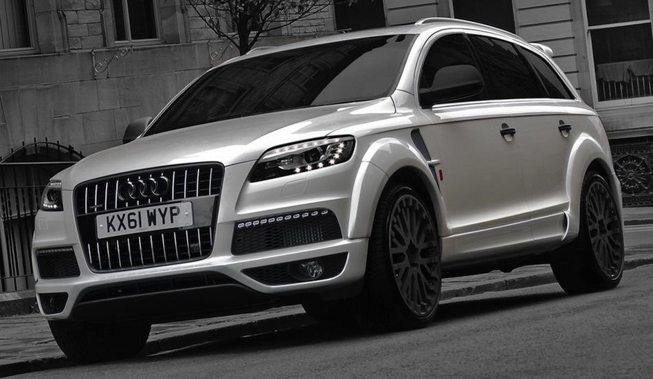 Project Kahn Audi Q7 3.0 TDI