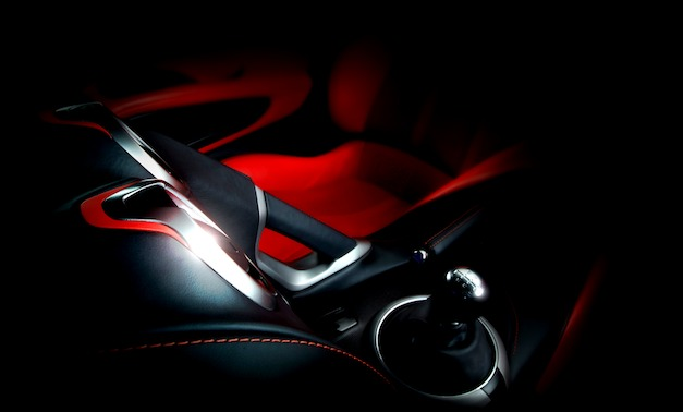 2013 SRT Viper Interior