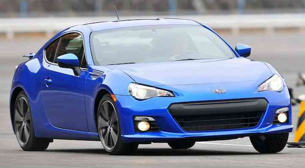 2013 Subaru BRZ track results return a 0 to 60 mph of 7.3 seconds, 15.3 second quarter mile