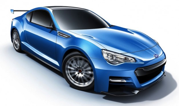 Report: Subaru BRZ STI to get no turbo or AWD, roadster version in the works