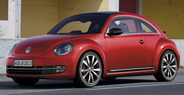 Report: Volkswagen Beetle finally attracting men to the model