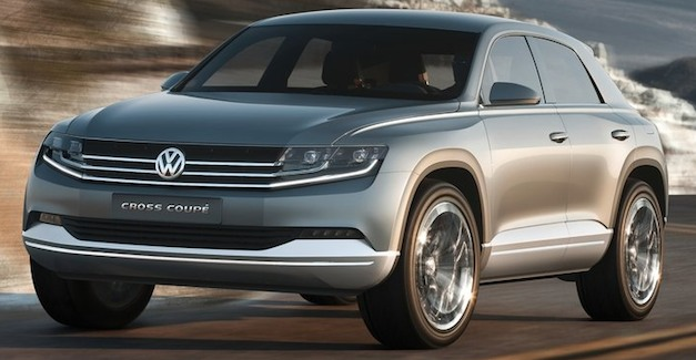 Report: Next-generation Volkswagen Tiguan to come in three bodystyles