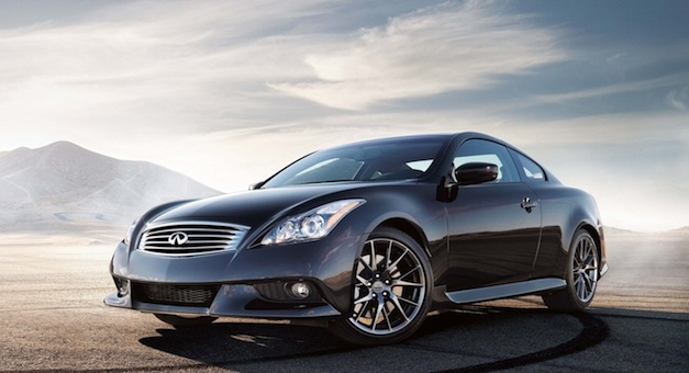 2011 Infiniti G IPL Coupe Report: Infiniti leaks details on next gen G, includes hot 530hp IPL G