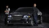 2012 Beijing Chrysler 300 Ruyi Design Concept