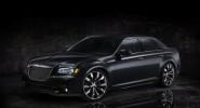 2012 Beijing Chrysler 300 Ruyi Design Concept Front 7/8 Left Profile