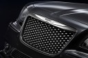 2012 Beijing Chrysler 300 Ruyi Design Concept Grille Closeup