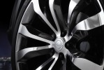2012 Beijing Chrysler 300 Ruyi Design Concept Wheel Closeup