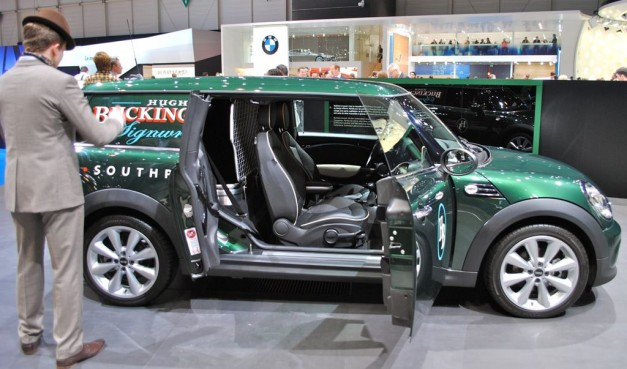 "Report: Mini Clubman-based ""Clubvan"" gets greenlight for production, will come stateside"