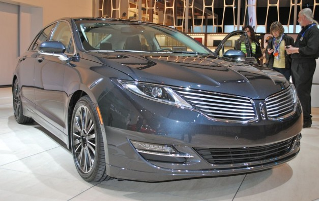 2017 lincoln mkz owners manual