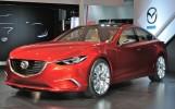 2012 NY Mazda Takeri Concept Front 3/4 Left