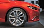 2012 NY Mazda Takeri Concept Wheel