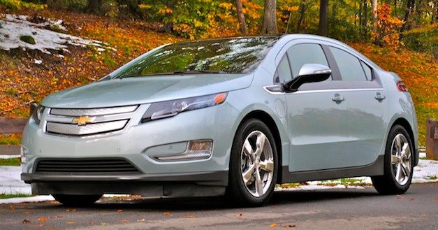 Chevy sells most number of Volts ever in March 2012, Nissan LEAF sales remain steady
