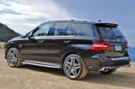 First Drive 2013 Mercedes-Benz ML63 AMG