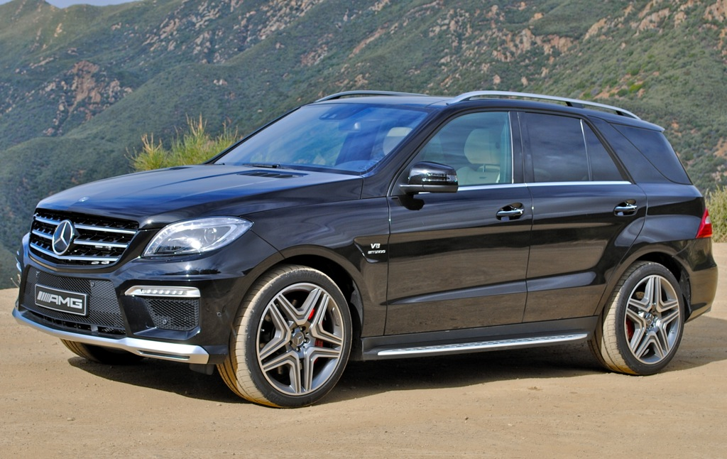 First drive 2013 mercedes benz ml63 amg egmcartech for Mercedes benz amg ml63