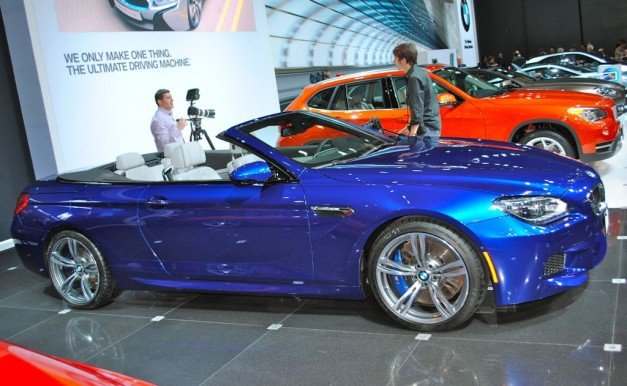 2013 BMW M6 Convertible