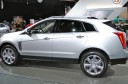 2012 New York: 2013 Cadillac SRX
