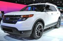 2012 New York 2013 Ford Explorer Sport