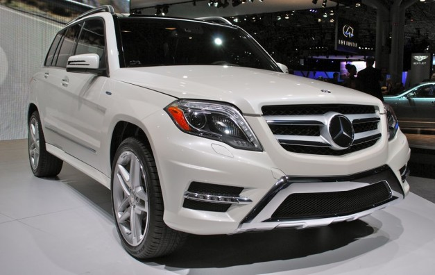 Report: Mercedes to introduce two-door GLK called GLC, AMG also on drawing board