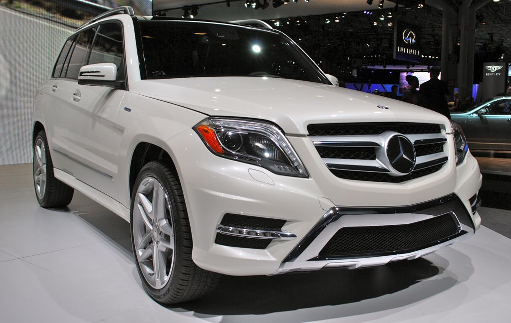 Report mercedes to introduce two door glk called glc amg for Mercedes benz glk350 amg