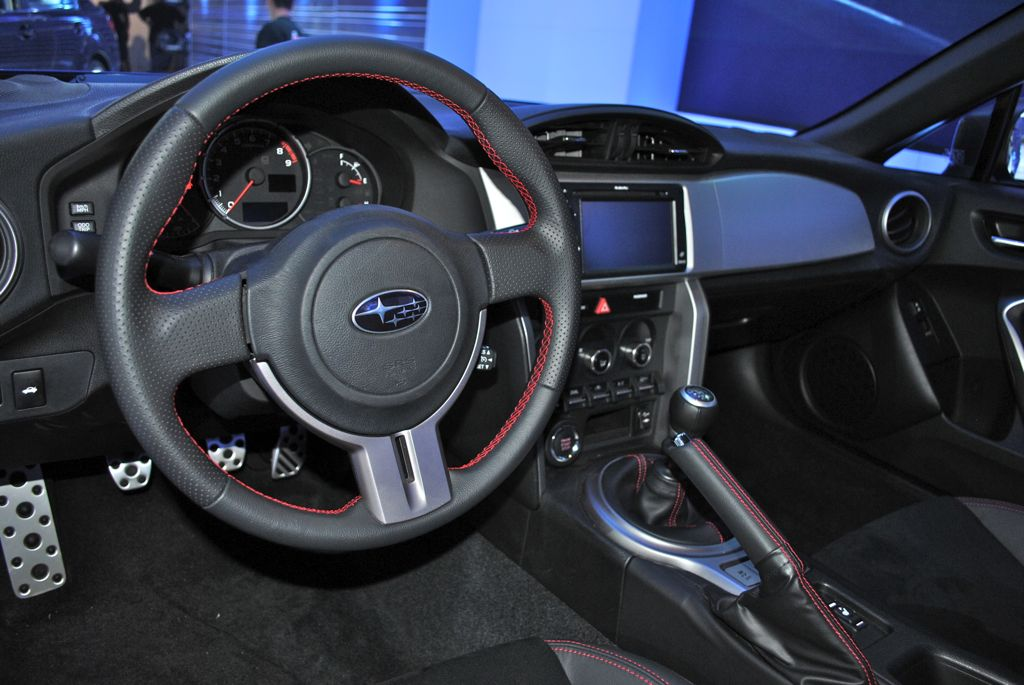 2013 Subaru Brz Egmcartech