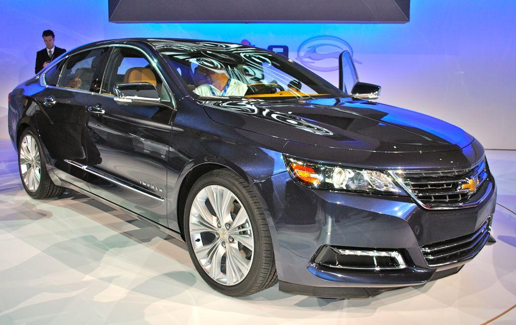 2012 chevy impala performance autos weblog. Black Bedroom Furniture Sets. Home Design Ideas