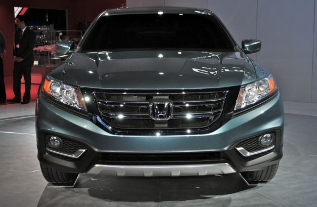 2012 New York: 2013 Honda Crosstour Concept