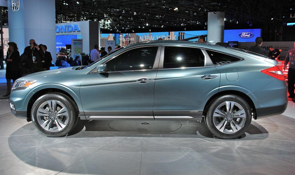 2012 New York 2013 Honda Crosstour Concept Egmcartech