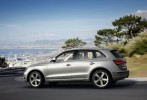 2013 Audi Q5 Side Rear In Motion