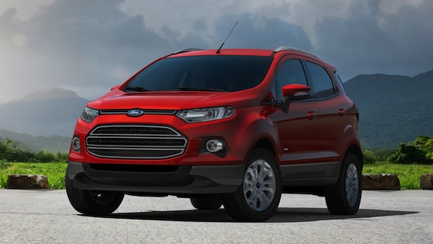 2012 Beijing: Ford kickstarts new Chinese lineup, debuts three SUVs and one car