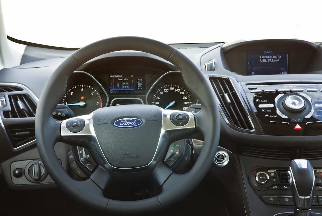 2013 Ford Kuga Dashboard Egmcartech