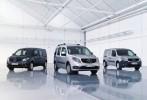 2013 Mercedes-Benz Citan Versions