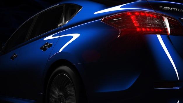 2013 Nissan Sentra Teaser