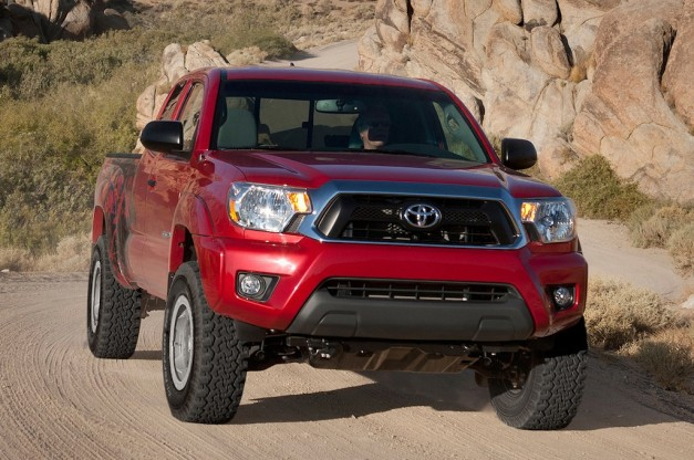 Toyota announces recall for 2004-2011 Tacoma pickups regarding seatbelt pretensioners