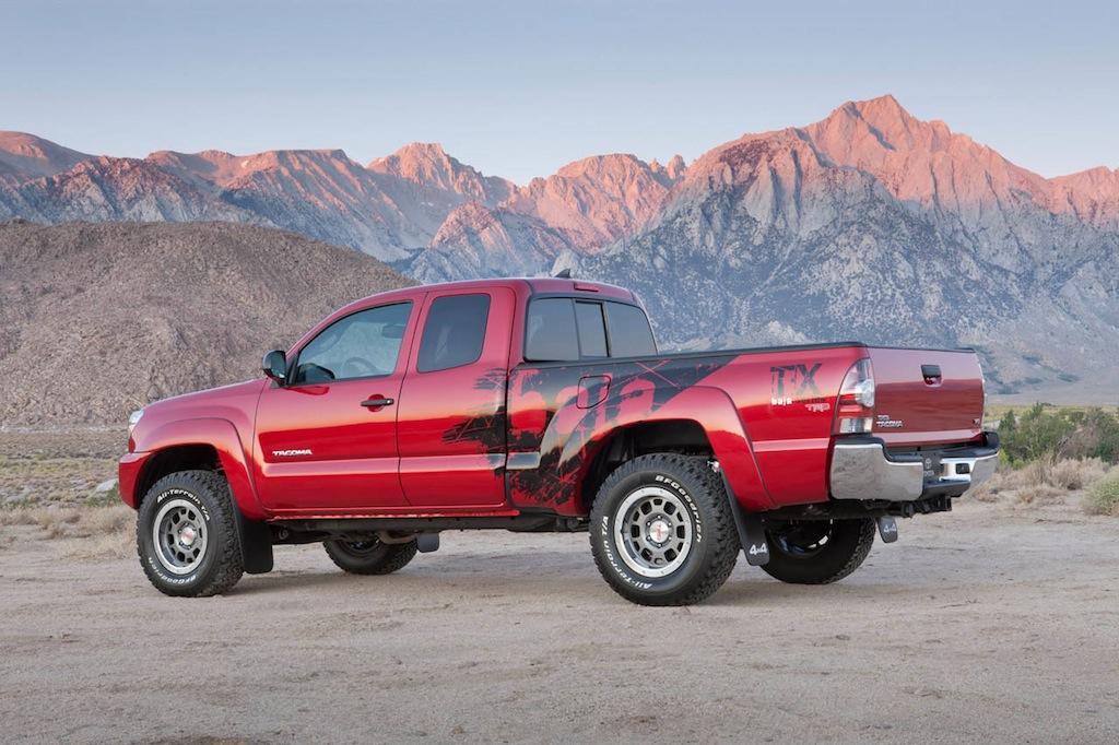 2013 Toyota Tacoma TRD