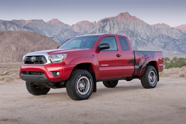Toyota's Tacoma offerings get trimmed, no more X-Runner and regular cab w/ report
