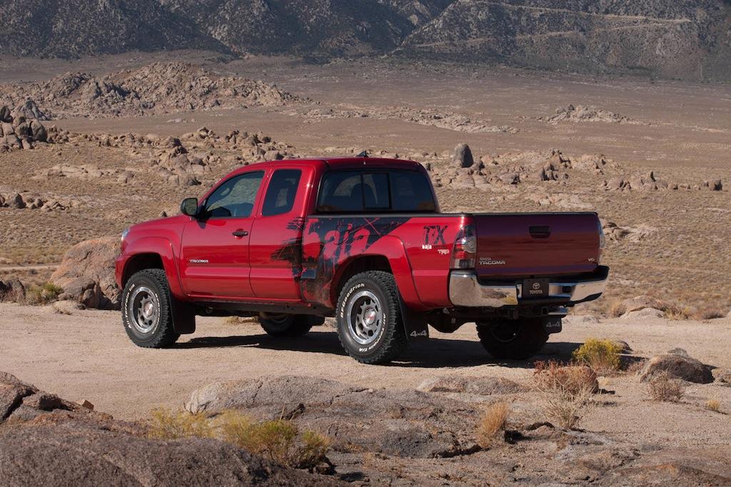 Toyota Tacoma TRD Baja