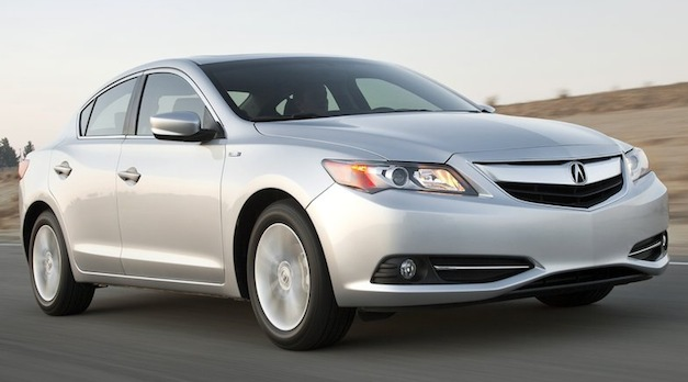 Honda kicks off 2013 Acura ILX production