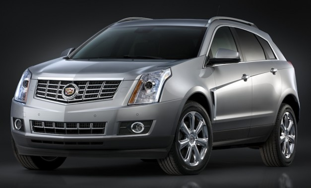 Cadillac confirms the arrival of the new SRX for early 2016