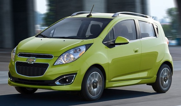 2013 Chevrolet Spark price starts at $12,995