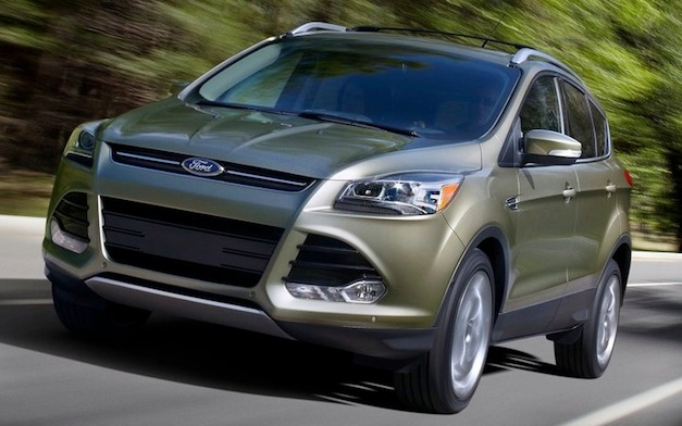 Popular Mechanics picks 2013 Ford Escape as its first ever Car of the Year