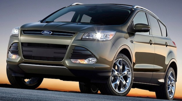 Report: Ford already has 8,000 orders for the 2013 Escape