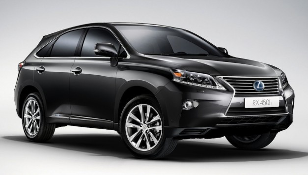 2013 Lexus RX 450h Hybrid price starts at $45,910