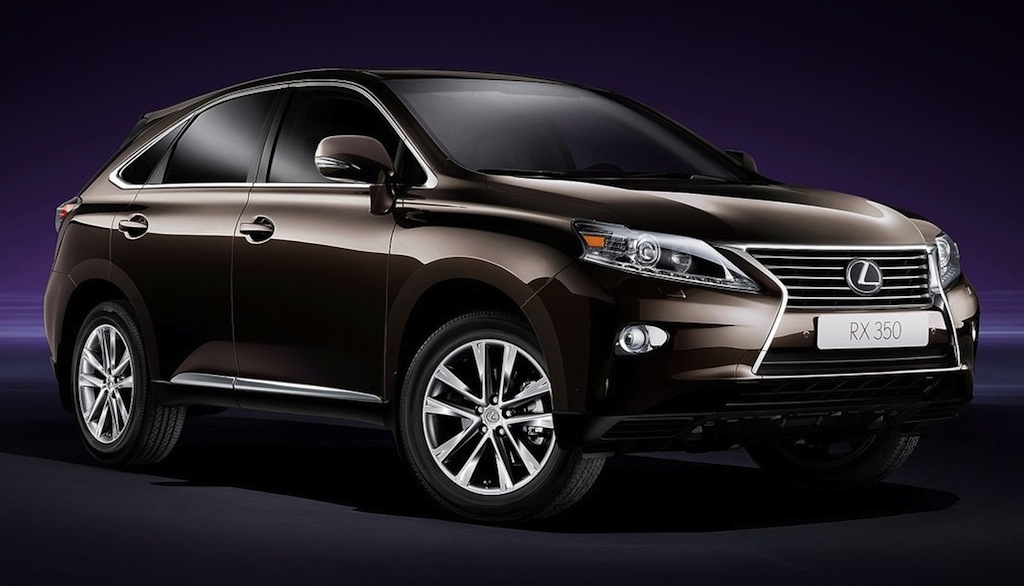2013 lexus rx 350 price starts at 39 310 egmcartech. Black Bedroom Furniture Sets. Home Design Ideas