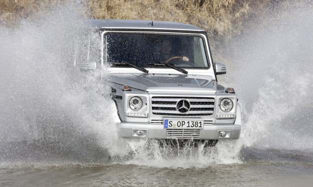 Report: Don't expect too much of a difference with next Mercedes-Benz G-Class